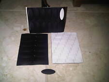 LOT 12 Self Adhesive Rubber Feet Pad for Dell/Compaq/HP/IBM Laptop/Notebook