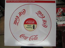 Coca Cola Ceramic Chip & Dip Serving Dish - NEW - CC-2