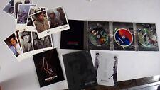 Tae Guk Gi Limited Edition Iron Box DVD Set [KOREAN, 3-DISC DVD, 2004 taegukgi