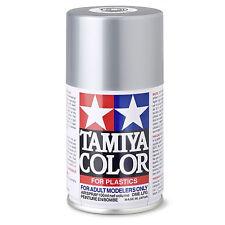 Tamiya 300085030 100 ml ts-30 Metálico Plata Brillante Color