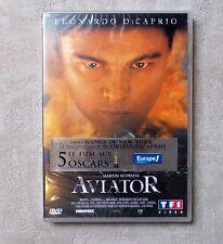 """DVD CINÉMA FILM / AVIATOR """"LEONARDO DICAPRIO"""" LE FILM AU 5 OSCARS DVD NEUF CELLO"""
