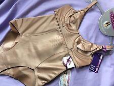 Berlei Shapewear Beauty Slim Bra Set beige Sz 32 B Knicker Control Tummy Sz 8
