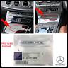 Small Mercedes AMG Badge Cockpit Centre Console Dashboard Interior C E A S CLASS
