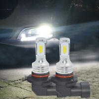 1Pair 9005 HB3 LED Headlights Bulbs Kit White High Beam 35W 4000LM 6000K 12V-24V