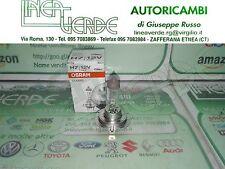 LAMPADA ALOGENA H7 12V 55W OSRAM FARO ANTERIORE