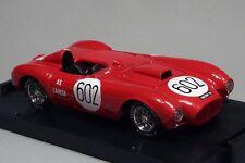 Brumm r204 - Lancia D24 Mille Miglia 1954 winner - Alberto Ascari 1:43 boxed