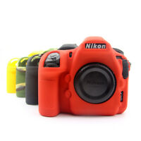 Soft Silicone Protective Case for Nikon D850 Digital SLR Camera