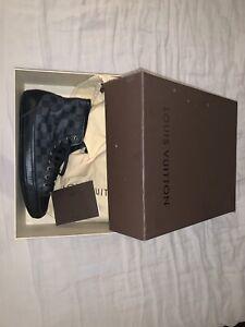 Louis Vuitton Damier Graphite  Sneakers RARE
