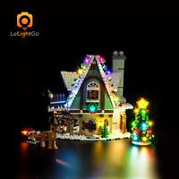 LED LIGHT KIT FOR LEGO 10275 ELF CLUB HOUSE BRICKS BUILDING CLUBHOUSE LIGHTING