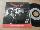 "DISQUE 45T DE LONDON BEAT "" I'VE BEEN THINKING ABOUT YOU """