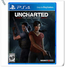 PS4 UNCHARTED: THE LOST LEGACY ENG / 秘境探险 失落的遺產 中英文版 SONY SCE Action Games