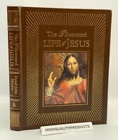 Easton Press THE ILLUSTRATED LIFE of JESUS CHRIST Collector's LIMITED Edition FL