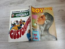 CORRIER BOY MUSIC 1981 N.16 RETTORE. INSERTO SANREMO IN HIT PARADE. MELODY NEWS