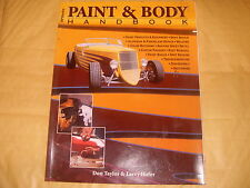 Paint & Body Handbook By Don Taylor & Larry Hofer - As Photo