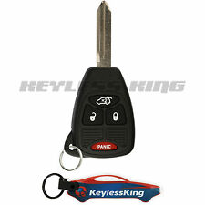 Replacement for Jeep Liberty - 2008 2009 2010 2011 2012 2013 4b Keyless Remote