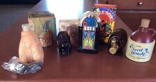 """Avon Vintage, Set Of """"5� Amazing Collectable Containers, Pre-Owned"""