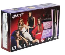 IMETEC Plancha para pelo Bellissima Revolution BHS1 100 53w, negro tc886 C+