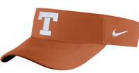 New Nike Dri-fit Texas Longhorns Visor Cap Hat unisex adjustable burnt orange T