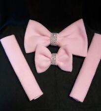 Pram Harness pads and Hood Bows