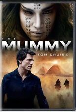 The Mummy (DVD,2017) Preorder Releases Ships 9/12/17 Super Fast  Shipping Be 1st