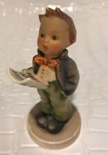Hummel Vg W Germany 135 1960-1972 Tmk3 Soloist Boy Singing