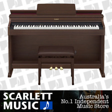 Casio Ap-460 Celviano Digital Piano Black W/ Bench Ap460 -