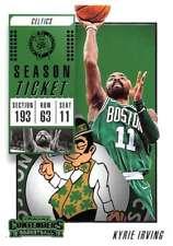 BOSTON CELTICS KYRIE IRVING 2015 CONTENDERS DRAFT PICKS CARD #63