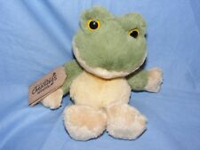 Floyd The Frog Soft Plush Toy All Creatures Wildlife Animals Carte Blanche