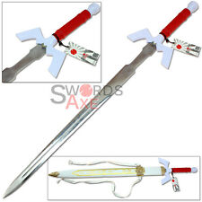 Legend of Zelda Noble Goddess White Sword Link's Stainless Steel Replica
