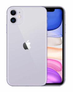 Apple iPhone 11 - 256GB - Purple (Verizon) A2111 (CDMA + GSM)