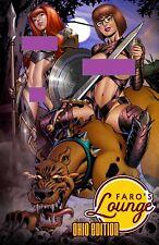 Faro's American Safari -- Ohio -- Daphne & Velma Cover