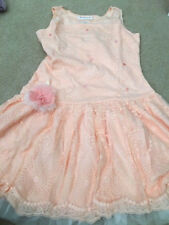 American Girl Shimmer and Shine Dress for Girls size 14 - NWT