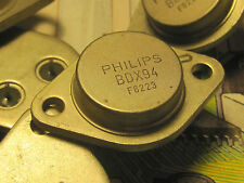 BDX94 NPN SI POWER TRANSISTOR 80V 8A  90W  TO-3 PH. 1pcs