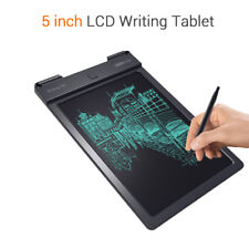 """5.0"""" LCD Writing Pad Paint Tablet Chart Drawing Board + Pen For Kids Home Office"""
