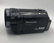 Panasonic HDC-SD600K HDC-SD600 3MOS HD Camcorder w/ 35mm Wide-Angle and 12x OIS