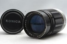 @ Ship in 24 Hours! @ Konica Hexanon 135mm f3.5 Manual Focus Telephoto Lens