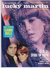fotoromanzo LE AVVENTURE DI LUCKY MARTIN ANNO 1976 NUMERO 95 ROC MURA KATIUSCIA