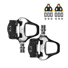 RockBros Road Bike Clipless Bicycle Self-locking Pedals with SPD-SL Cleats