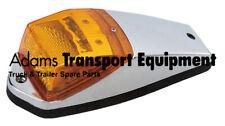 Low Voltage LV0390 LED Cab Marker Light Amber 12/24V Suit Kenworth/Western Star