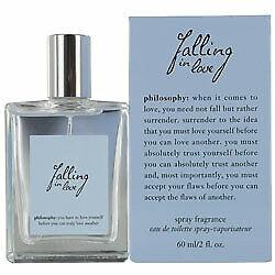 Philosophy Falling In Love Eau de Toilette EDT Spray Perfume 2 oz NEW SEALED BOX