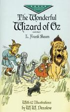 Dover Children's Evergreen Classics: The Wonderful Wizard of Oz by L. Frank Baum