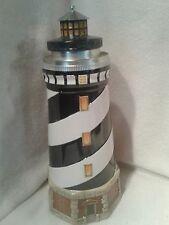 Anheuser-Busch CS448 Cape Hatteras Lidded Lighthouse Stein