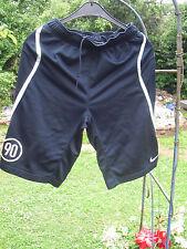 Nike Sporthose blau Gr34 mit längeren Beinen, getragen