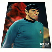 *LEONARD NIMOY* MR. SPOCK Star Trek PHOTOGRAPH 8x10 TOS Picture