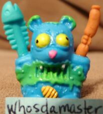 The Trash Pack UFT Series 1 #2 DRIZZLY BEAR Blue Mini Figure Mint OOP