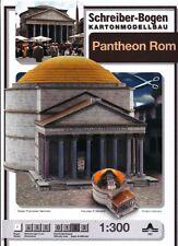 Schreiber-Bogen Kartonmodellbau Pantheon Rom