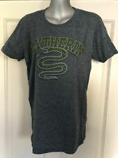 New Official HARRY POTTER - SLYTHERIN Girls Small T-Shirt with tags