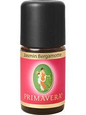 Primavera Duftmischung Jasmin Bergamotte mit naturreinen ätherischen Ölen 5ml