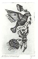 Ex Libris Ab Steenvoorden : C.C. Pater (4/150)