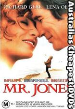 Mr Jones DVD NEW, FREE POSTAGE WITHIN AUSTRALIA REGION 4